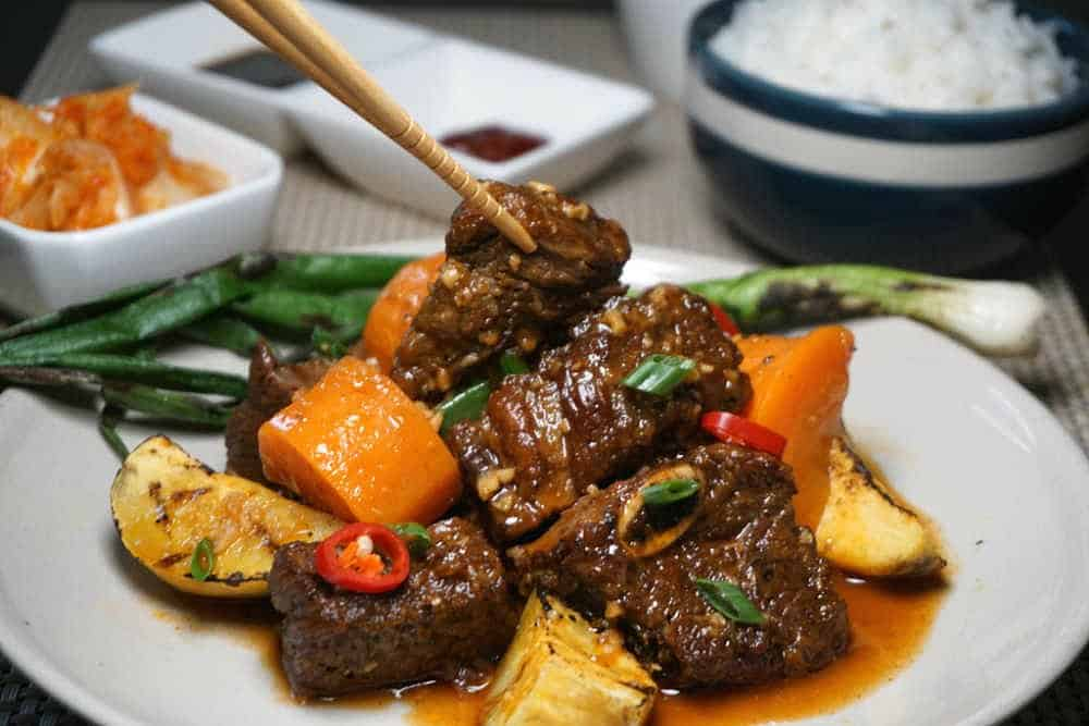 Korean Short Ribs REcipe