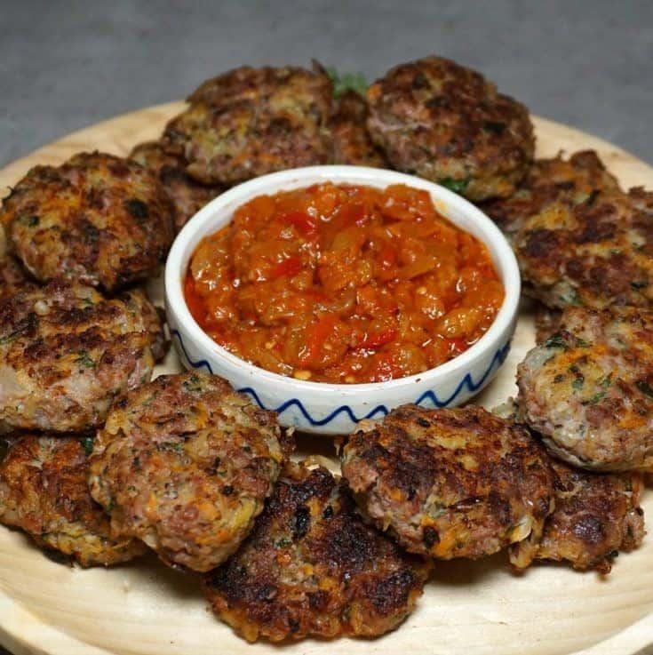 Romanian Meatballs