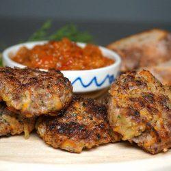 Chiftele – Romanian Meatballs