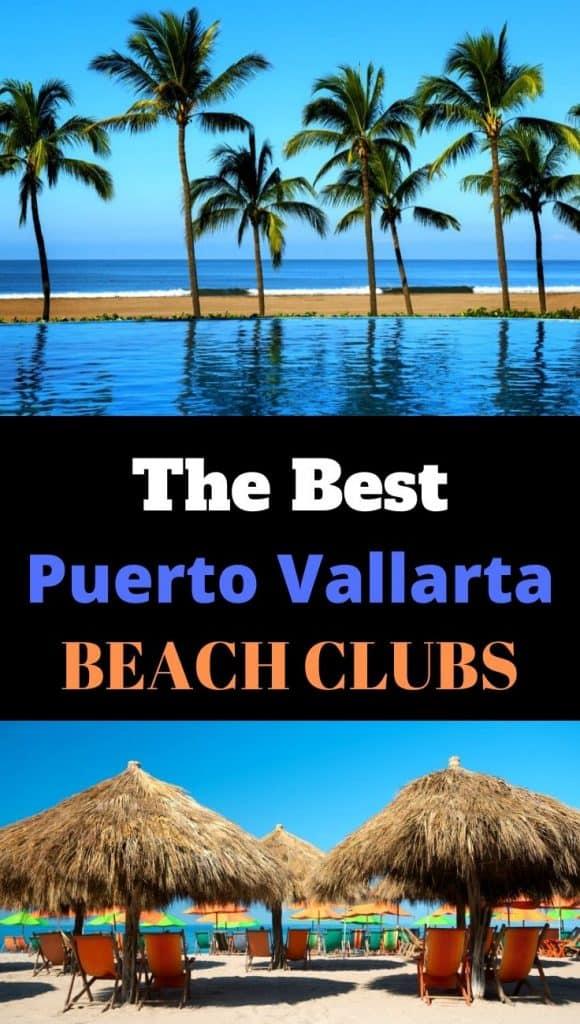Los mejores clubes de playa de Puerto Vallarta