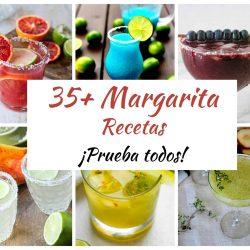 Las Mejores Recetas de Margaritas