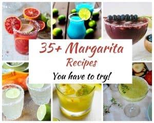 Margarita Recips