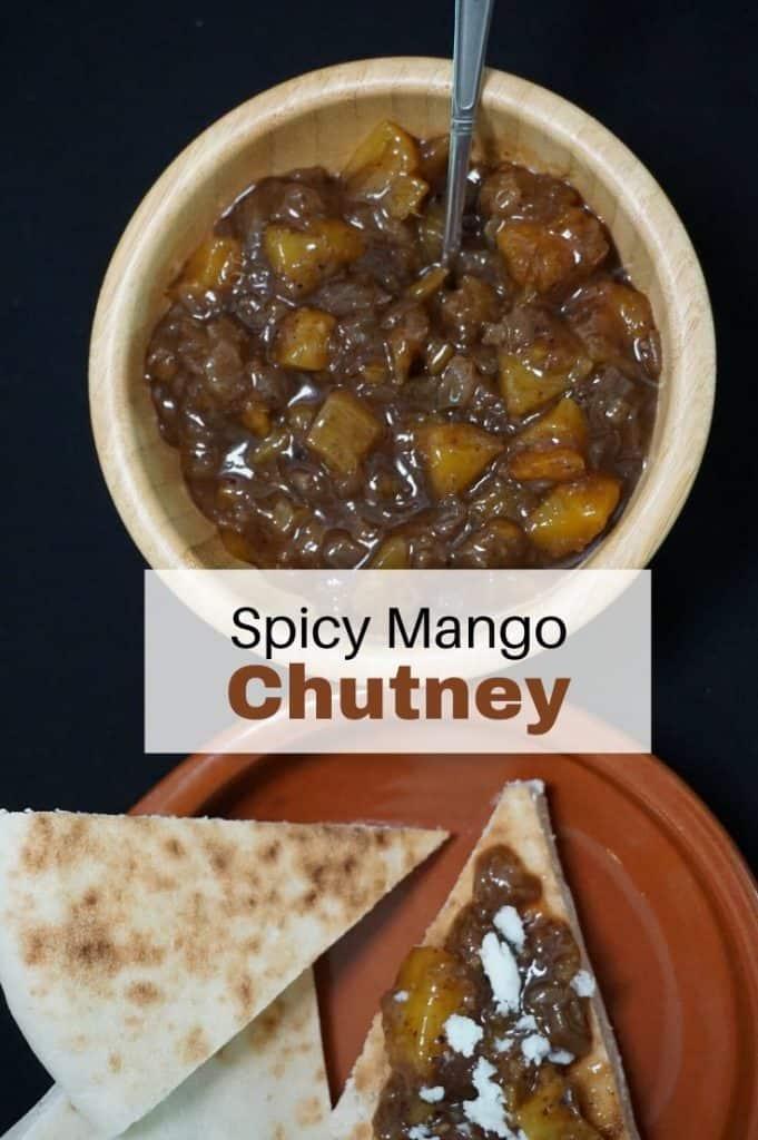 Habanero Mango Chutney