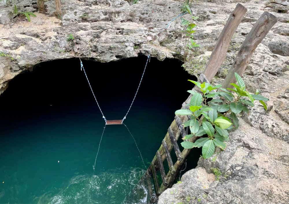 Calavera Cenote
