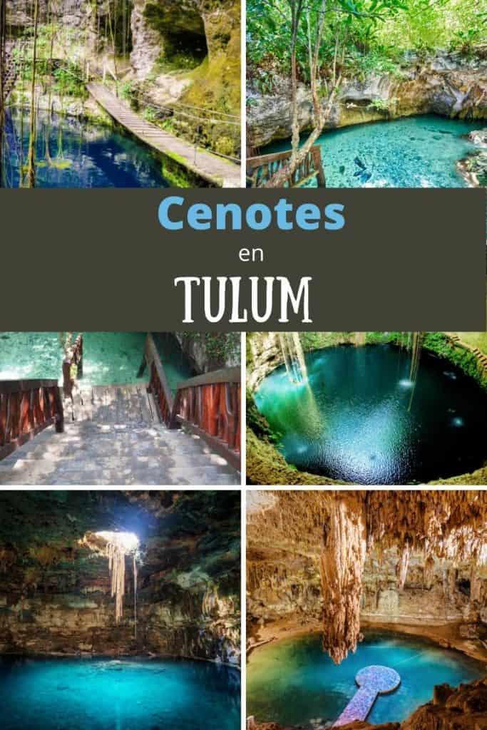 Cenotes de Tulum