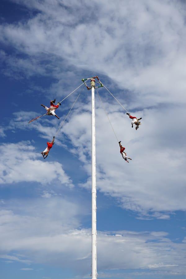 Puerto Vallarta Dance of the Flyers
