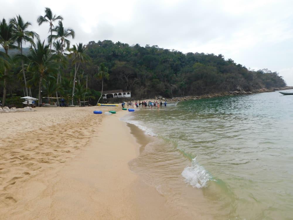 Majahuitas Beach Quimexito