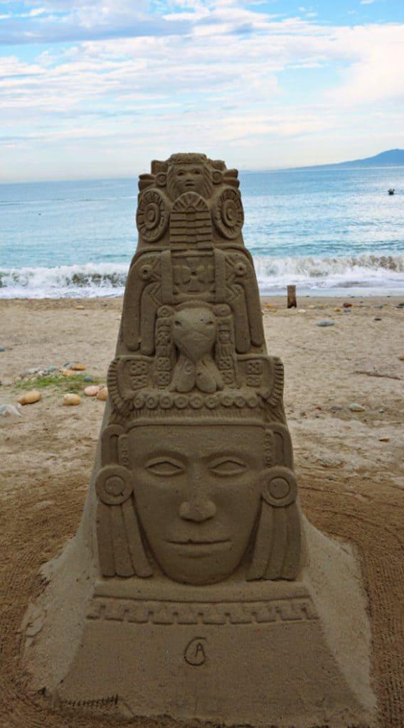 Sand Sculpture Malecon
