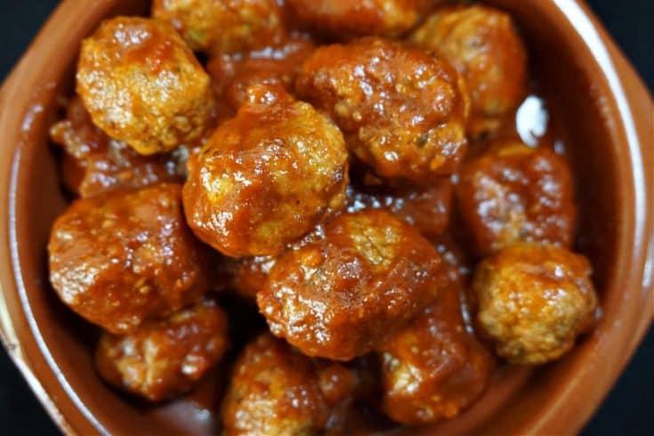 Spanish Albondigas - Spanish Meatballs