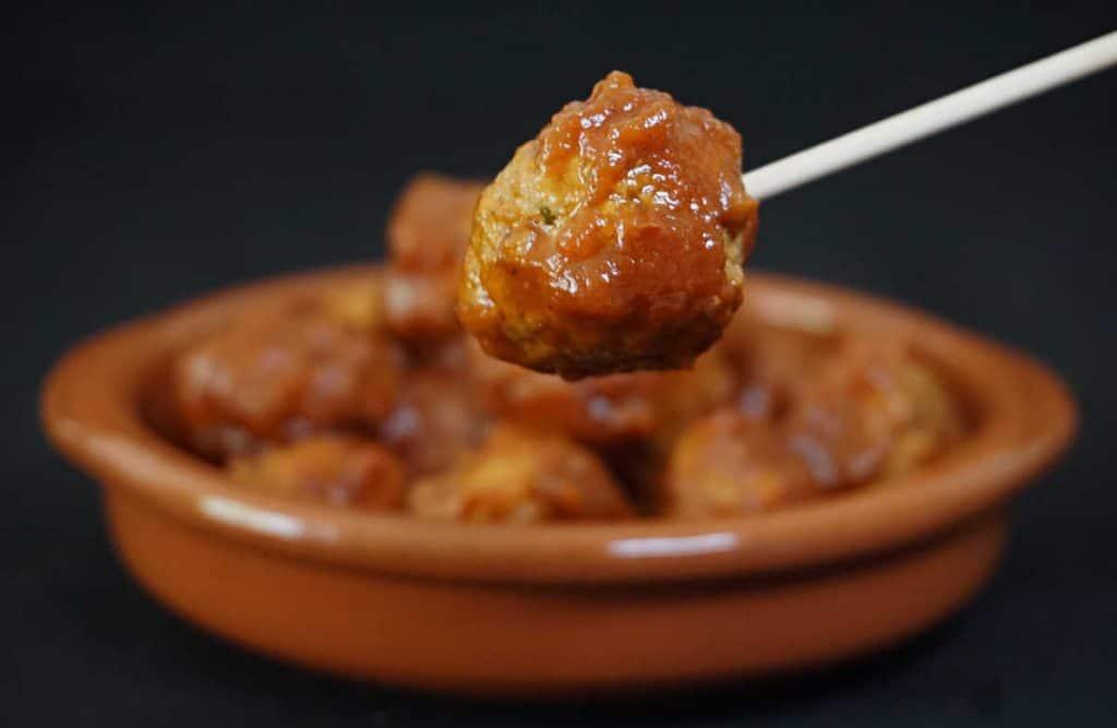 Spanish Meatballs (Spanish Albondigas)