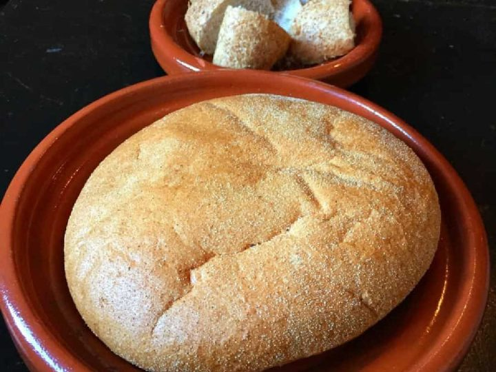 Moroccan Bread – Khobz